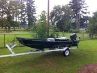 1962 16' Chris-Craft Ski boat. Double-planked bottom