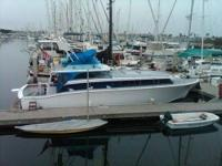 Type of Boat: Sports Fisher Yacht Year: 1962 Make: