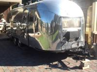 1962 Airstream Tradewind  # 24' # Dual Axle # All