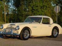 Introduced in March of 1961, the Austin Healey 3000
