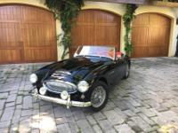 1962 Austin Healey 3000 BT7  rare Tri-carb all new, all