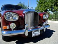 Lovely 1962 Bentley Continental S2 Park Ward DHC. This