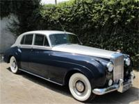 1962 Bentley S2 LHD 1962 Bentley S2, Left Hand Drive,
