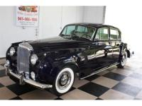 1962 Bentley , very rare , excellent condition , paint
