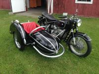 Beautifully restored, strong running bike with highly