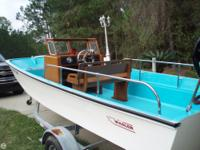 Classic Boston Whaler. What else can be said. Quality