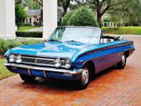 1962 buick special convertible with just 54,550