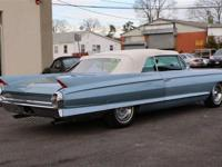 1962 Cadillac Deville Convertible For Sale 61,846