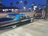 Hello I am selling my 1962 Cadillac Deville. Rebuilt