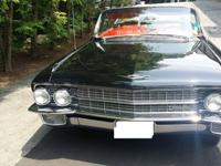 1962 Cadillac Series 62 has A/C and Power steering Very