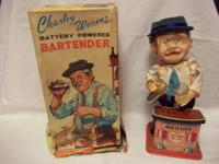 I have actually gotten a vintage Charley Weaver