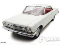 1962 Chevrolet Belair Sport Coupe Bubbletop 409/409 4