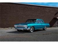 Year : 1962 Make : Chevrolet Model : Biscayne Exterior