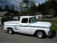 1962 Chevrolet C10 for sale. Rebuilt from the ground up