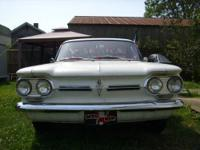 1962 Chevrolet Corvair in original condition that would