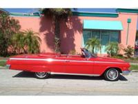 1962 Chevy Impala SS Convertible for Sale. 327 cubic