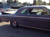 I'm selling my 1962 Chevy impala. This is the perfect