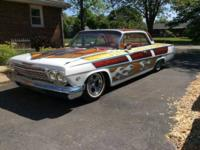 1962 Chevrolet Impala  All steel - no bondo, NO paint