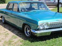 1962 Chevrolet Impala (MN) - $4,500 Turquoise paint.