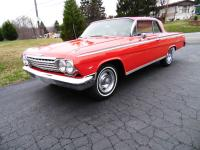1962 Chevy Impala   30,389 Miles. Original Red Exterior