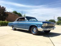 1962 Chevrolet Impala SS Convertible 409. 348 dressed