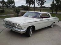 1962 Chevy Impala SS completely Original SS in