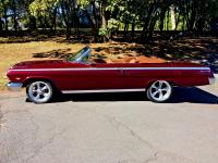 You are bidding on very nice  1962 impala SS