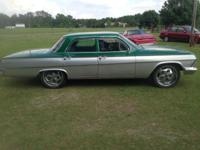 1962 Chevy Impala. Considering releasing my 1962 Chevy