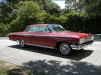 1962 Impala SS 409-409HP, 4speed with stock console,