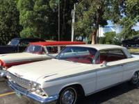 1962 Chevy Impala SS (FL) - $29,500 Rare 1962 Impala SS