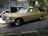 Regrettably selling my 1962 Chevy Impala SS. I bought
