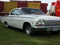 1962 Chevy Impala True SS for sale - (IOWA) - $35,000.