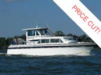 This is a Classic Yacht constructed by Chris Craft a