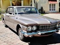 1962 Dodge Lancer GT Hardtop Immaculate Condition.