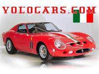 THE FERRARI 250 GTO HOLDS TITLE AS THE MOST EXPENSIVE