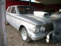 This add is for a 1962 FORD FAIRLANE 500 Project STREET