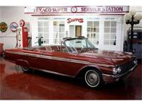 GREAT DRIVING FULL SIZE FORD WITH MI 1962 Ford Galaxie
