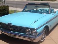 1962 Ford Galaxie 500 Convertible For Sale in Carlsbad,