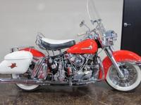 This is a Beautiful 1962 Harley-Davidson FLH Duo-Glide