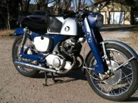 cb92 benly ss racer 125 this bike was part fo the