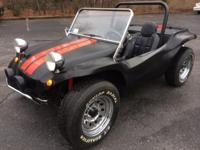 WHAT A COOL 60'S STYLE HOT ROD DUNE BUGGY! RUNS AND