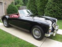 1962 MG MGA MARK II  Frame off restoration completed in