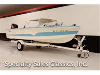 This 1962 Larsen Lapine Boat (Stock # F1100) is