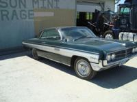 1962 Oldsmobile Starfire 2DR HT ..Best Selling Year for