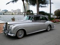1962 Rolls-Royce Silver Cloud II LHD, the definition of