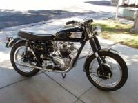This like new 1962 Triumph could be among the nicest in