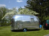 Make: Airstream Model: Other Mileage: 16 Mi Year: 1963