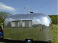 1963 AIRSTREAM 16 ft BAMBI,THAT IS IN GREAT SHAPE ,ALL