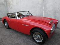 1963 Austin-Healey 3000 1963 Austin-Healey 3000 Mark II