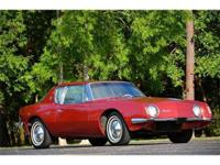 This 1963 Avanti R1 Coupe . It is equipped with a